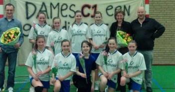 Meiden-C1-Kampioen