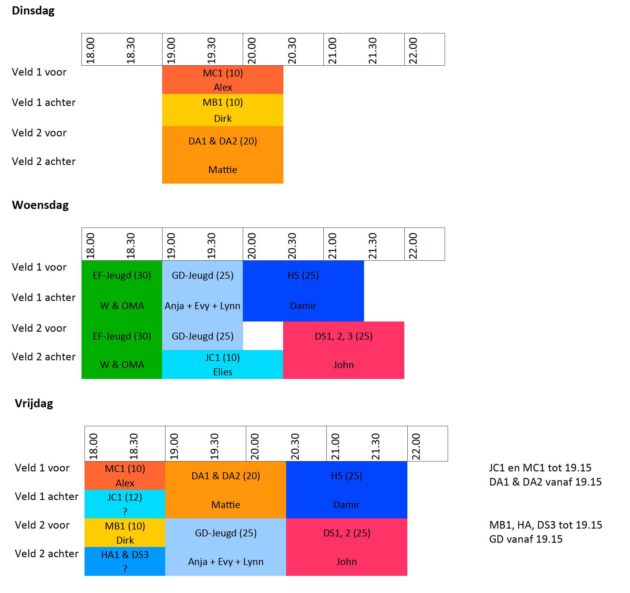 Trainingsschema-habo95-2015-2016